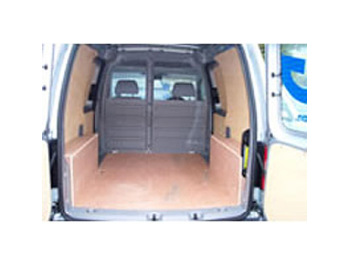 Volkswagen VW Caddy Ply Lining Kit 04-10 & 2010>